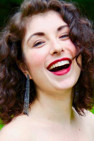 Chelsea Friedlander,  soprano  2019 Mary Ragland Emerging Artist  Olympia