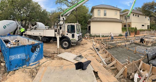 Our Austin, Texas project is in full swing 🎈