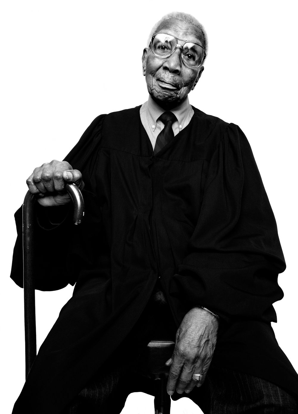 Judge Robert Carter | NYC | 2009