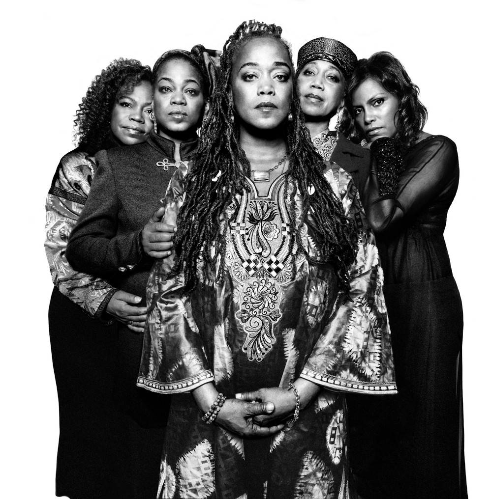 Daughters of Malcolm X and Betty Shabazz | NYC | 2009
