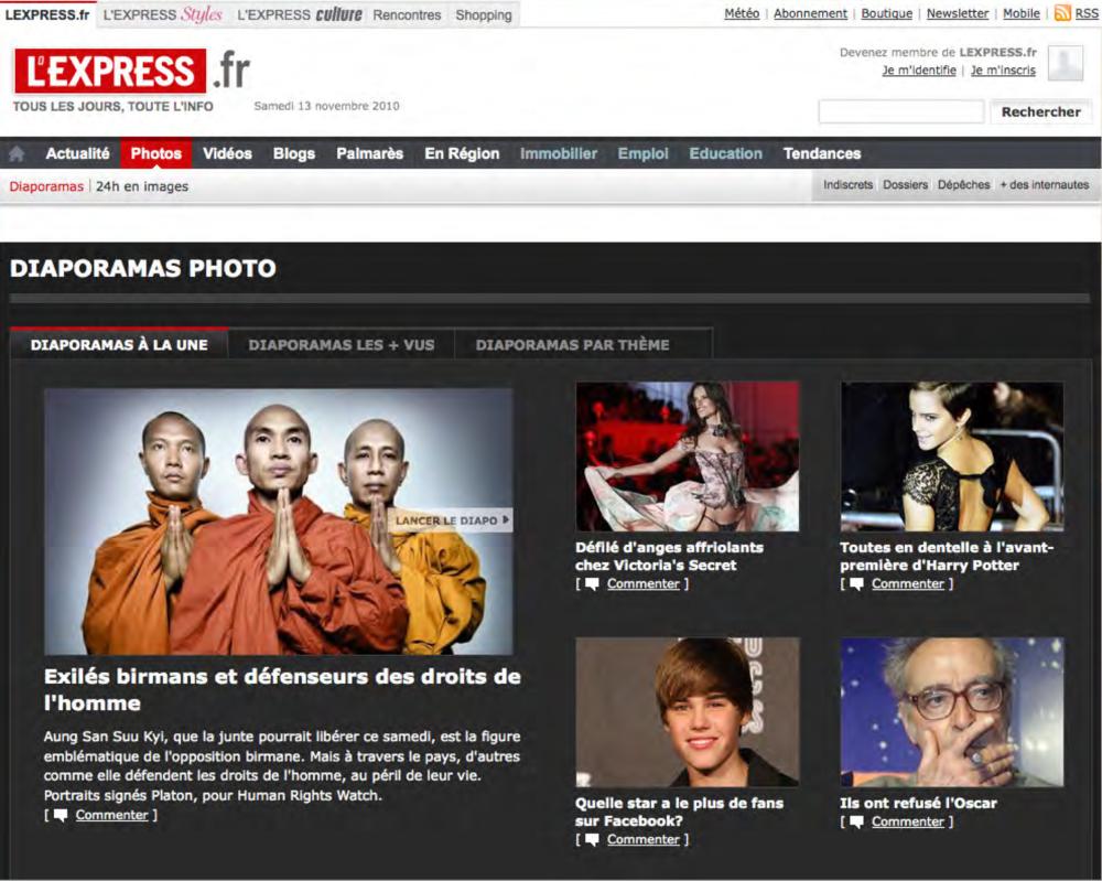 L'Express, France