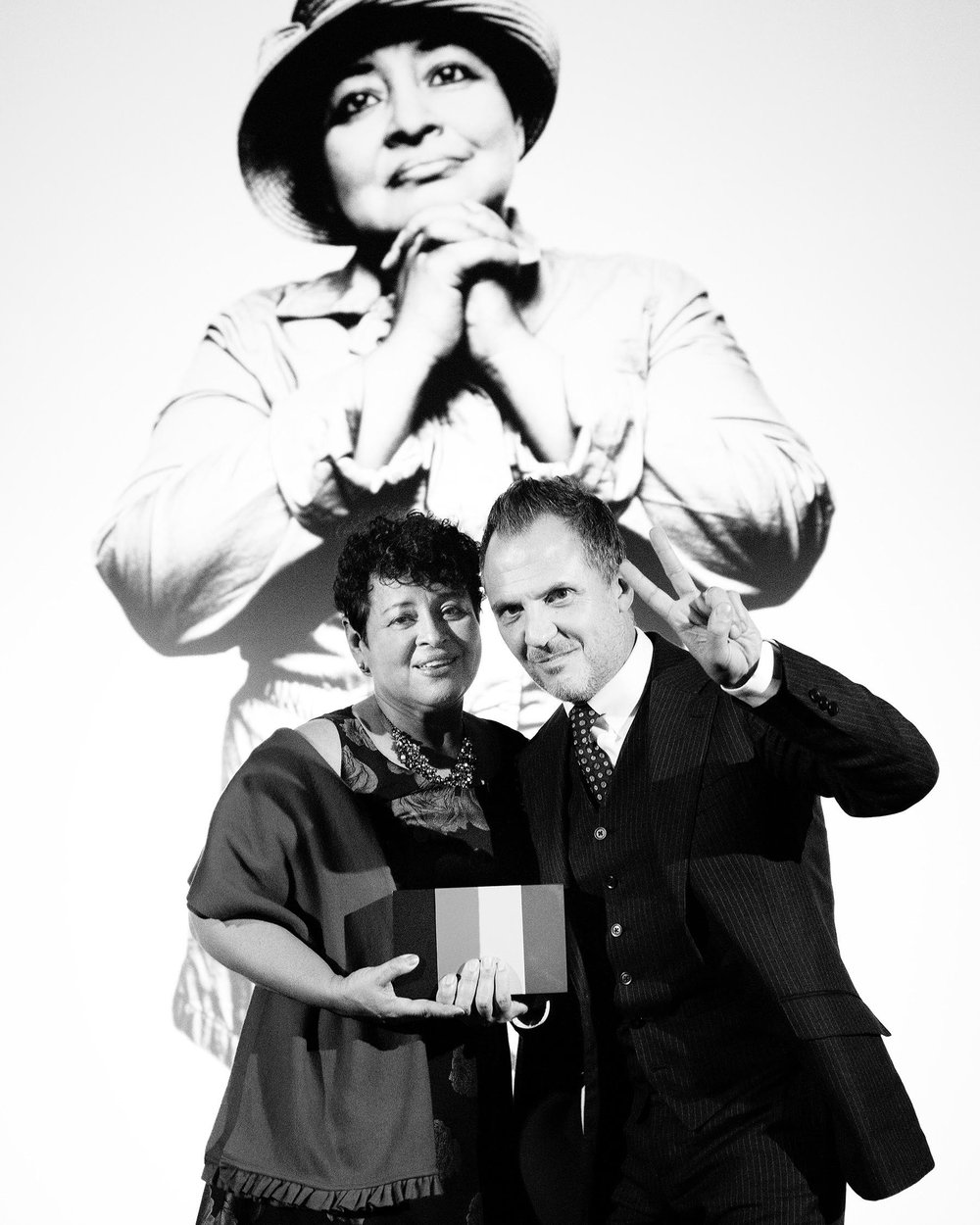 TPP 2018 Gala - Alina Diaz with Platon by Colin Hughes.jpg