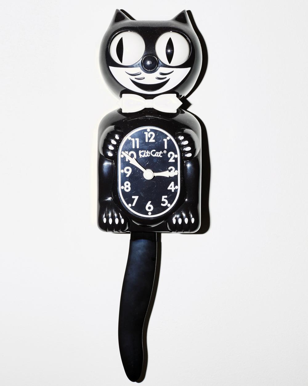 Kit Kat clock.