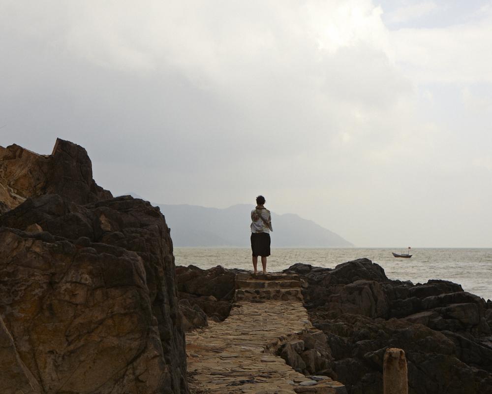 Monkey Island near Nha Trang, Vietnam.