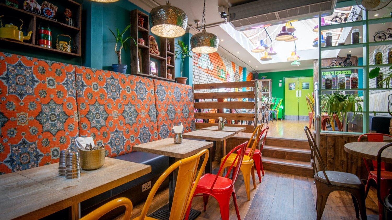 Brighton Lanes Curry Leaf Cafe