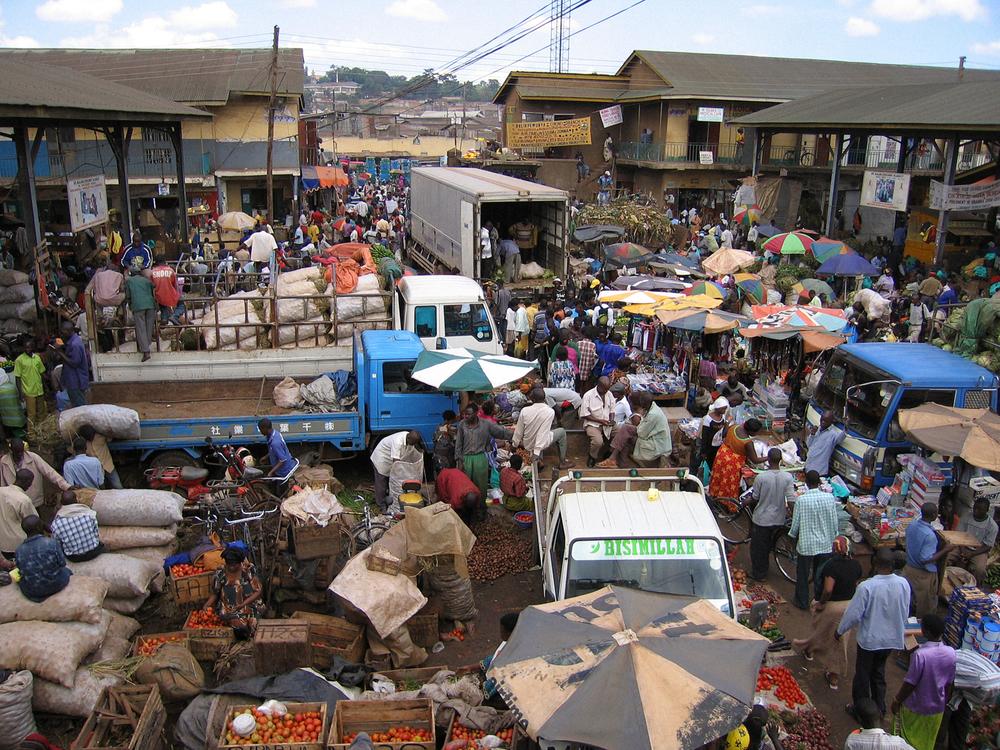 Owino Market, Kampala