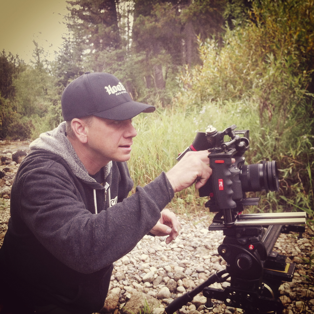 Chuck Smith, Cinematographer and Editor