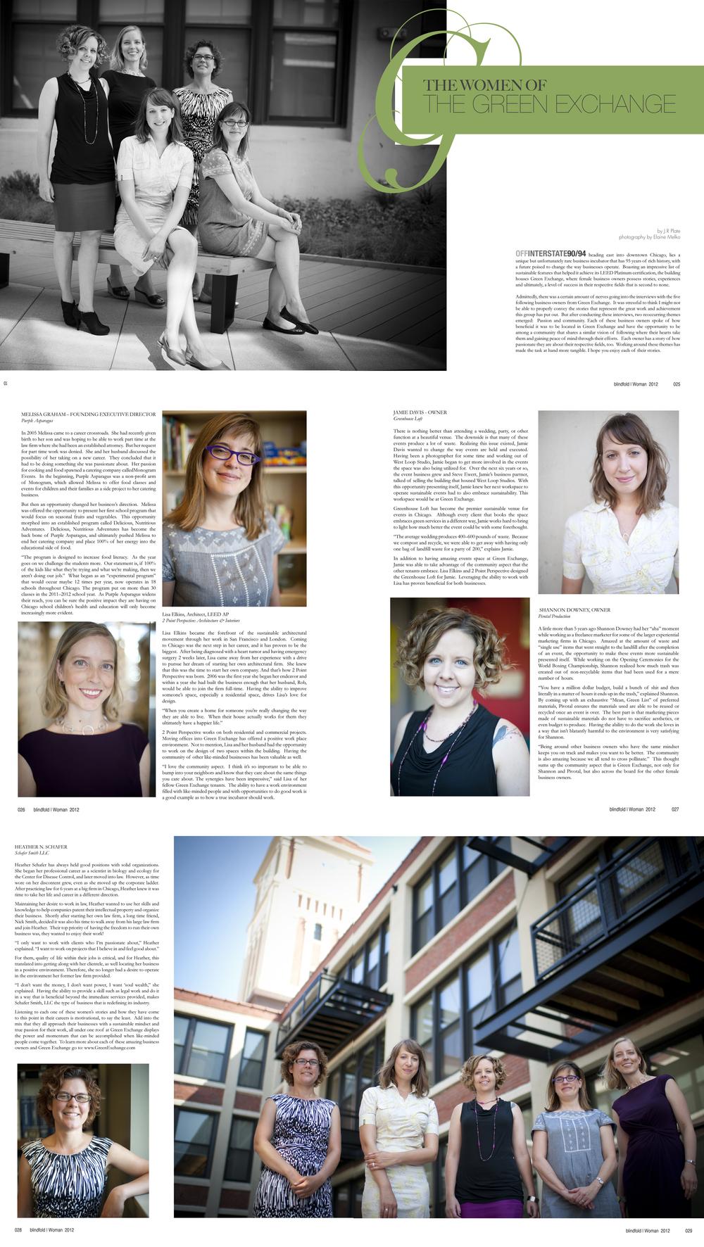 BLINFOLD Magazine
