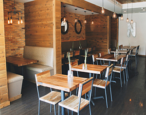 Restaurants 2 Point Perspective Sustainable Architecture Interior Design