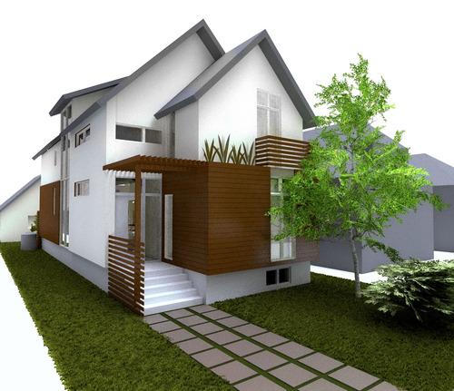 zero energy home design. 2 Point Perspective  Oak Park Zero Energy Home Render jpg point perspective sustainable