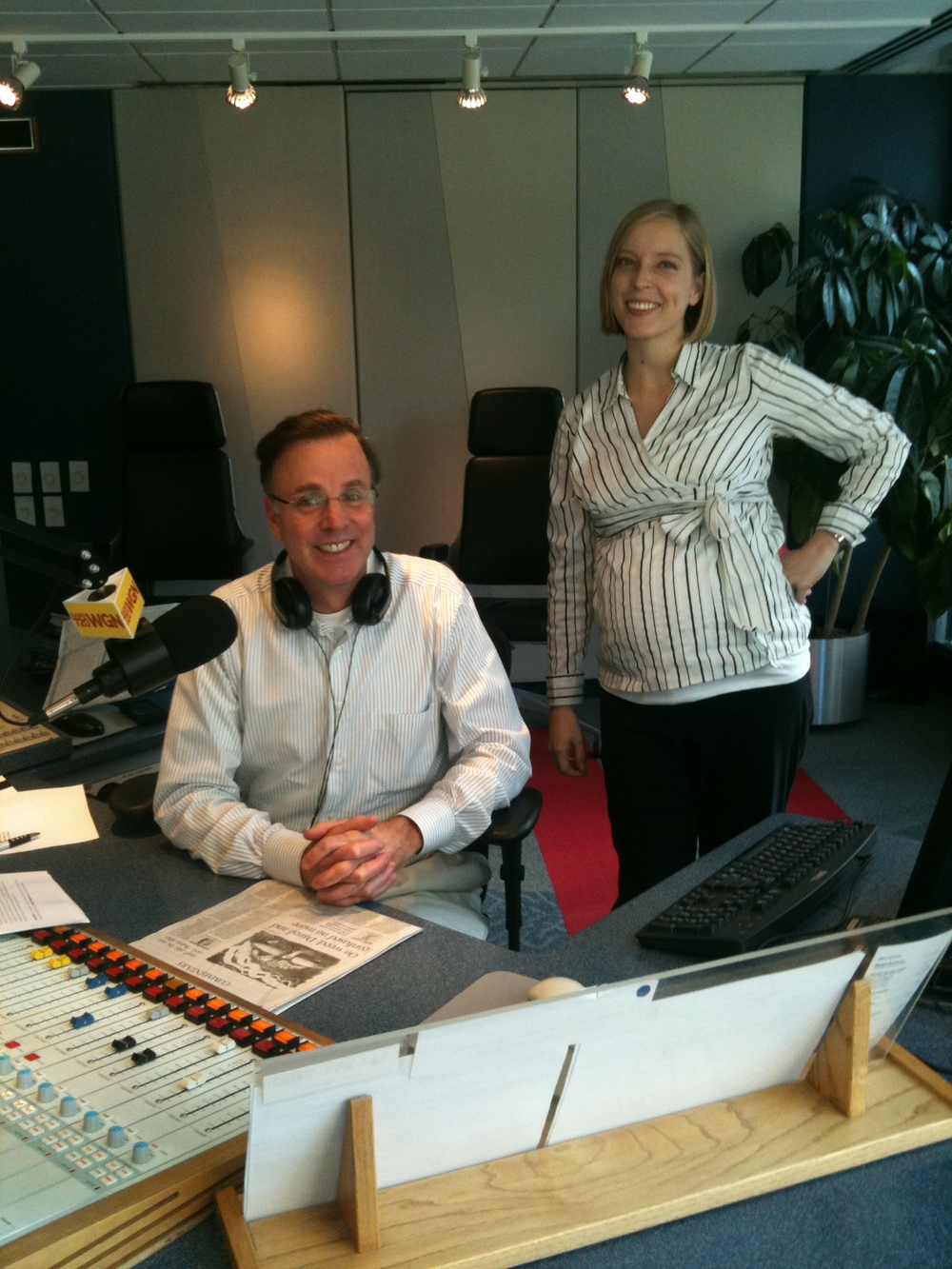 2 Point Perspective - Bill Moller Radio Show On WGN
