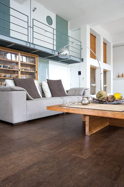 Cork Floors (Picture)
