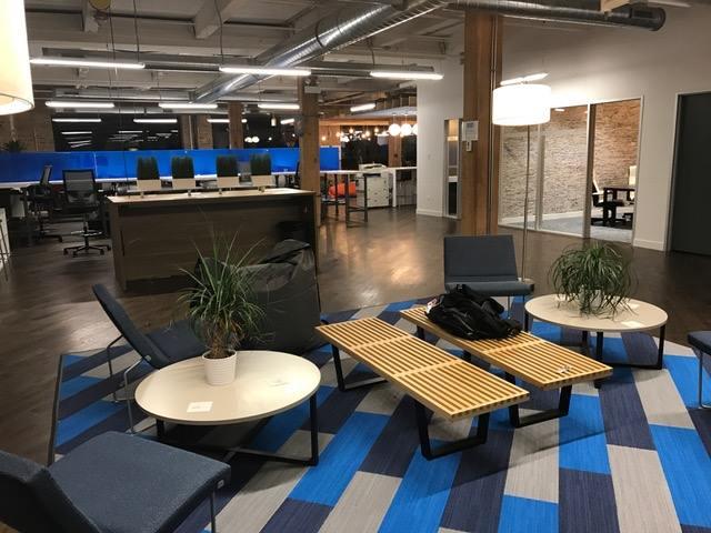 Amped i Office loft