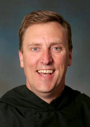 Rev. Richard McGrath, O.S.A., Ph.D.