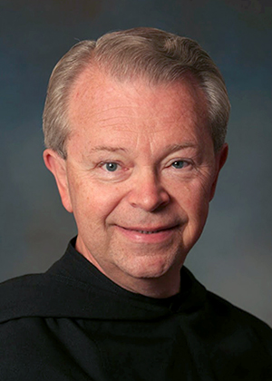 Rev. Richard McGrath, O.S.A., Ph.D.