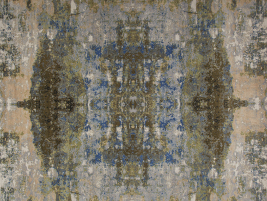 Capri Virtu rug Process Unlimited, designed by David Shaw Nicholls