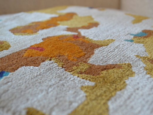 Saerpo rug; Cliff Young Ltd