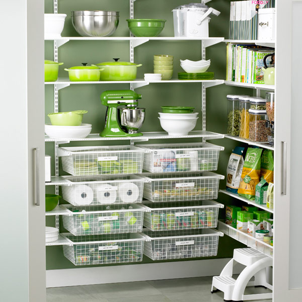 elfa pantry shelves