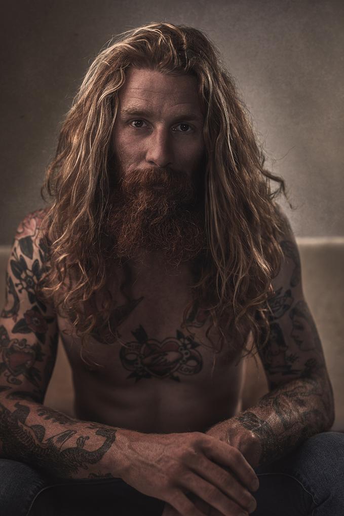 Commercial Portrait - Jack Clarke
