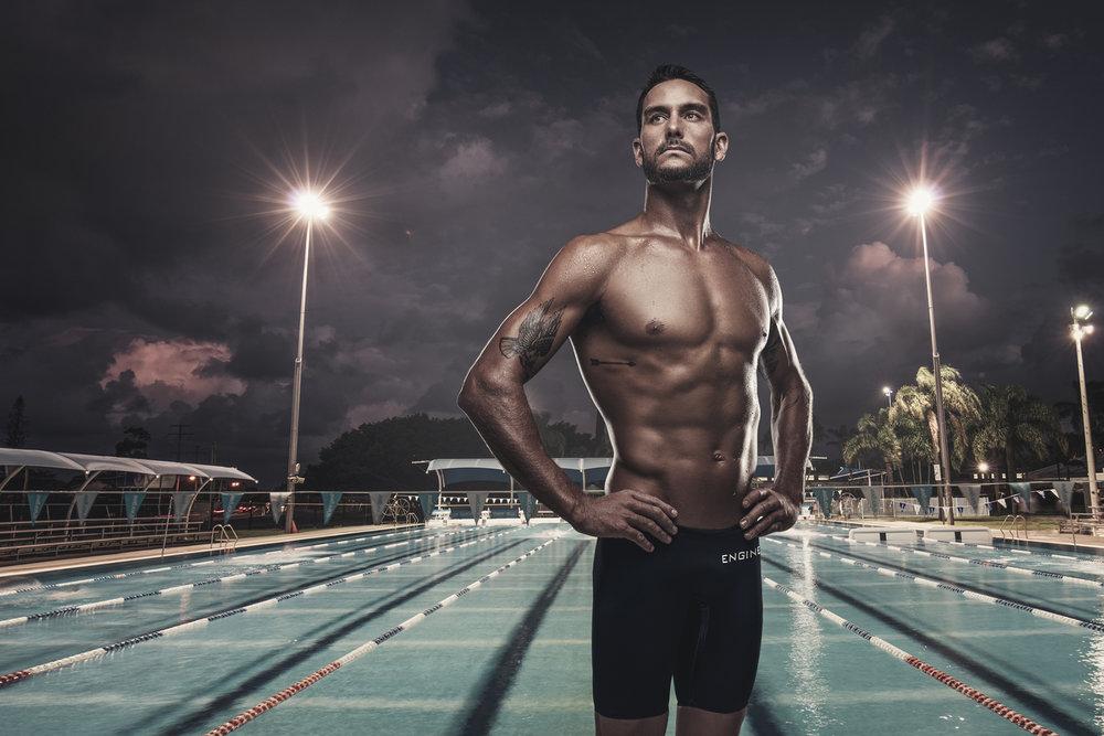 Ironman - Matt Poole