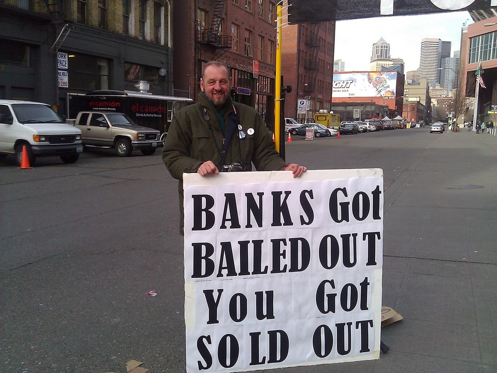Banks got bailed out; you got sold out.