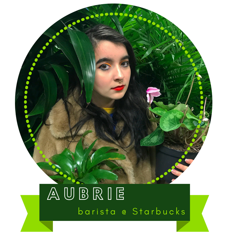 """My schedule was definitely more flimsy before secure scheduling went into effect. Once it went into effect, it was like: oh, I'm actually going to get the hours I asked for instead of settling for 10 hours less? That was really wonderful."" - — AUBRIE, BARISTA AT STARBUCKS(READ MORE...)"