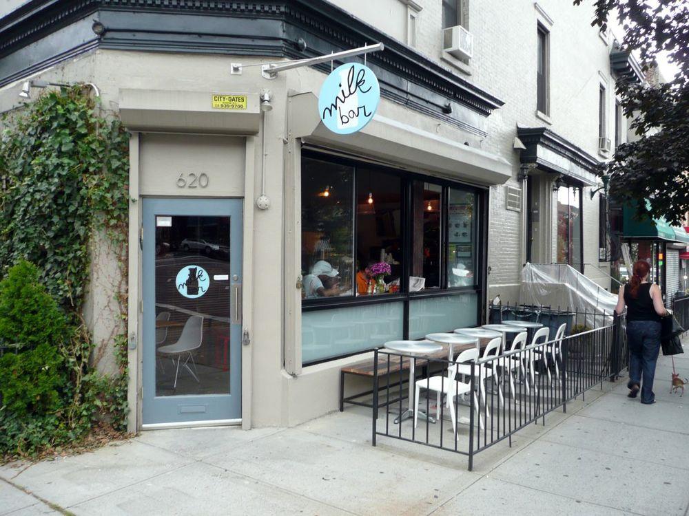 Milk Bar — Jane Kim Design