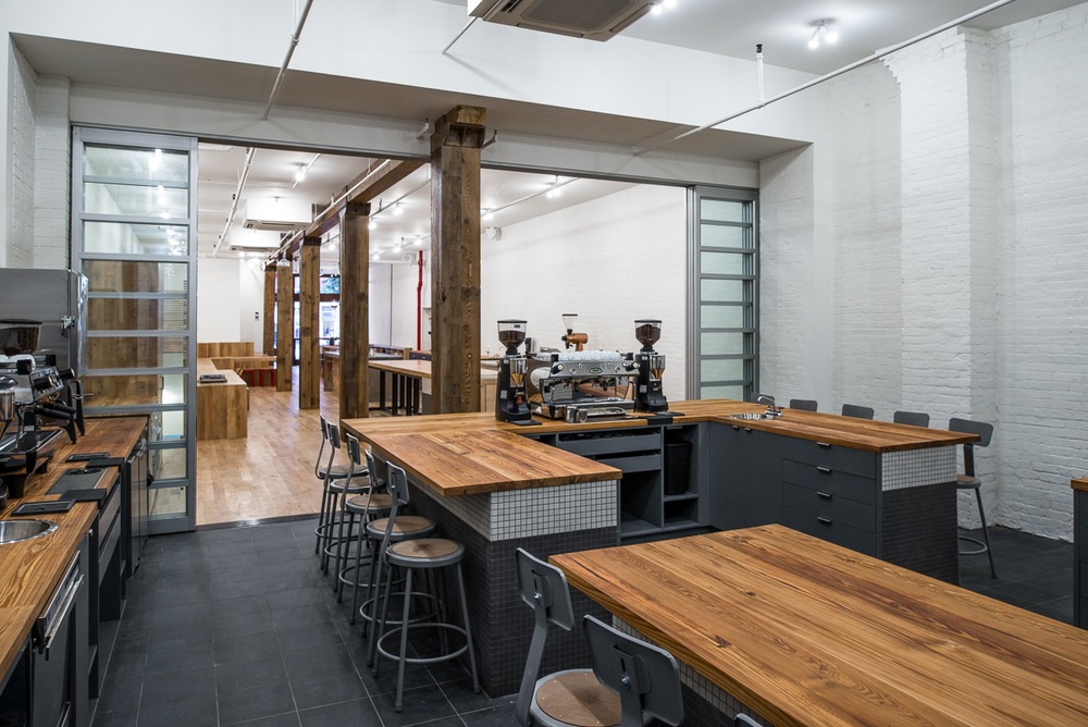 Counter Culture Coffee Nyc Jane Kim Design