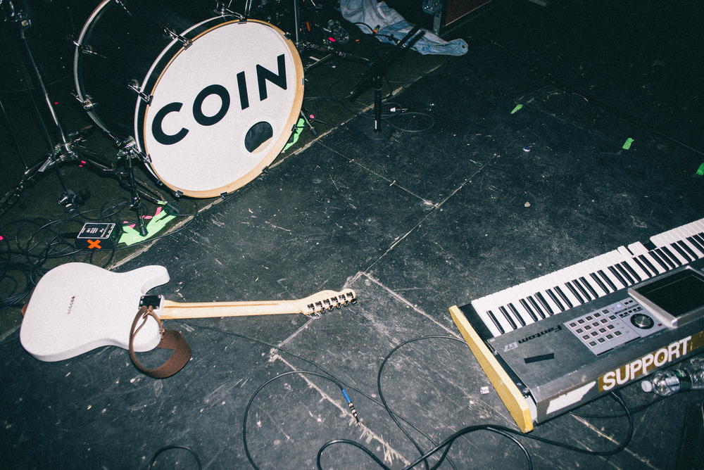 COIN - Sony/Columbia Records