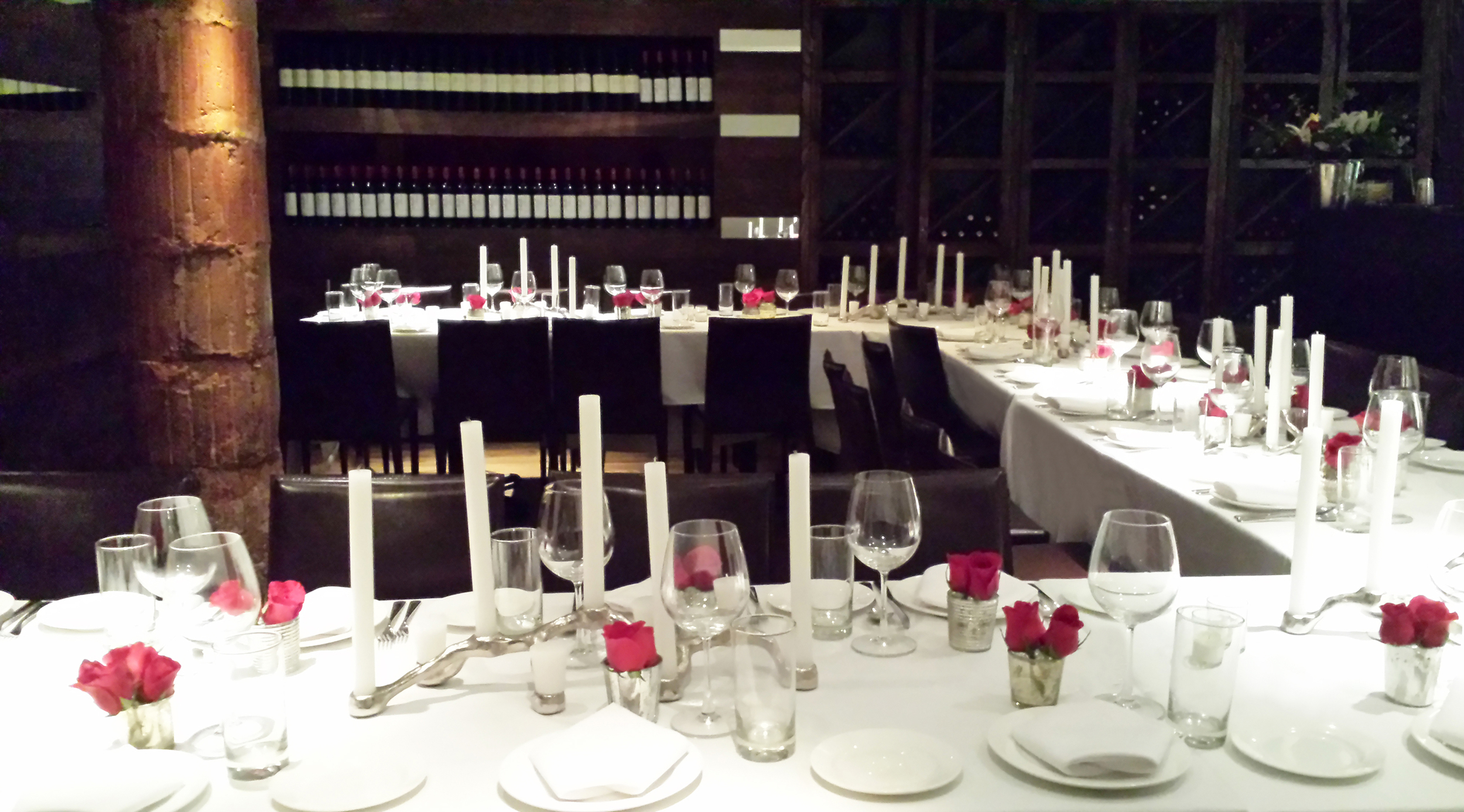wolfgang puck at hotel bel air private dining room new york