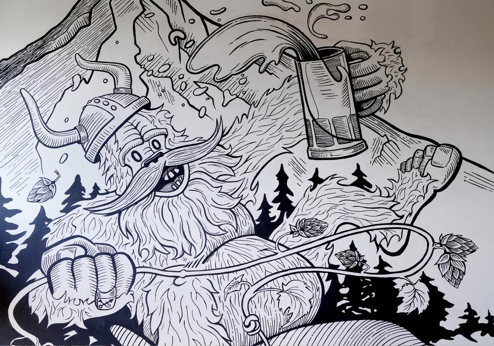 Copy of Ballard Beer Company Mural