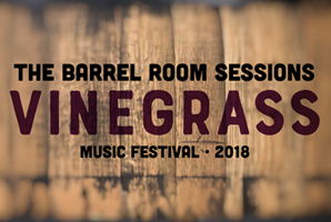 VINEGRASS - Barrel Room Sessions  Truro, MA