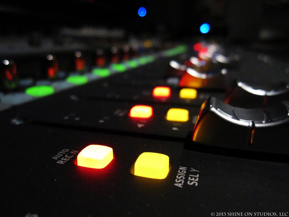 AVID Euphonix 2 console