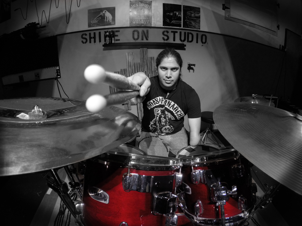 CHRISTOPHER RUIZ  | Professional Studio Musician