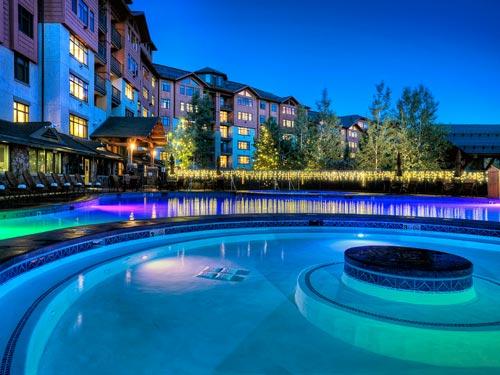 Resort & Spa in Steamboat Colorado - The Steamboat Grand