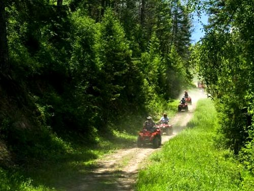 ATV Tours | 4-wheeling Tours | Things to do in Steamboat Springs, Colorado