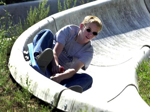Alpine Slide at Howelsen Hill| Things to do in Steamboat Springs, Colorado