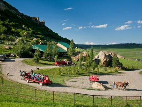 Wagon Dinner Ride | Eating in Steamboat | Things to do in Steamboat Springs, Colorado