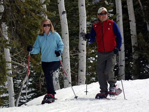 Snowshoeing | Snowshoe Rentals| Things to do in Steamboat Springs, Colorado
