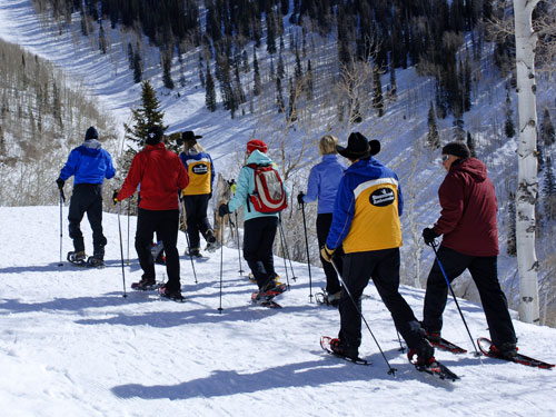 Snowshoe Tours at Steamboat Ski Resort| Things to do in Steamboat Springs, Colorado