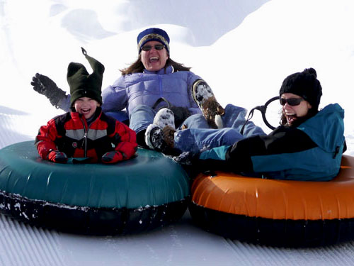 Winter Tubing| Things to do in Steamboat Springs, Colorado