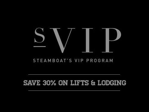 Steamboat svip Package