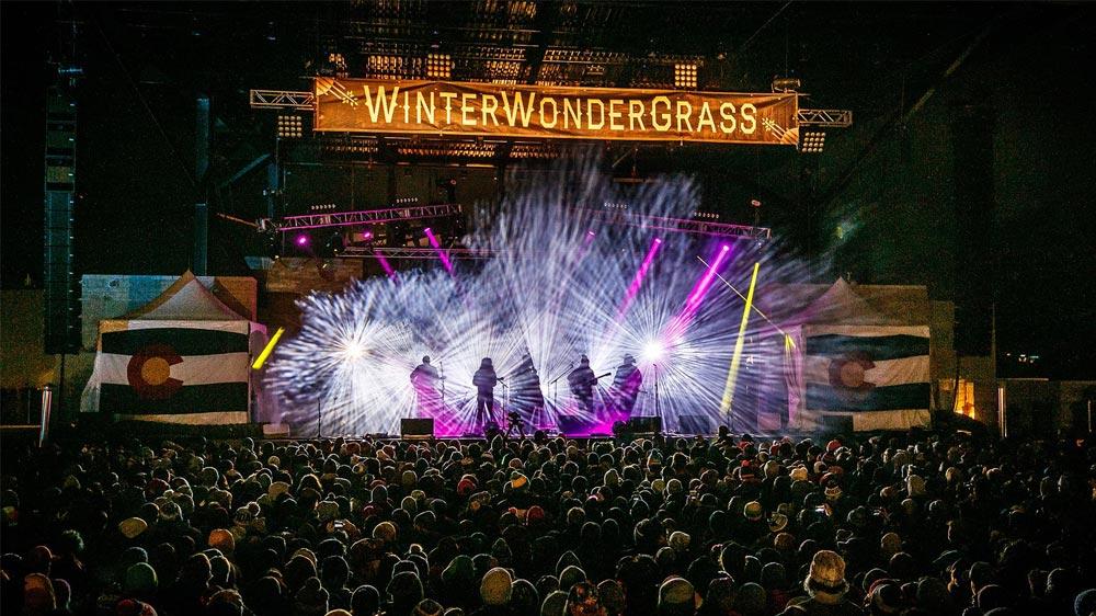 Winter WonderGrass Festival