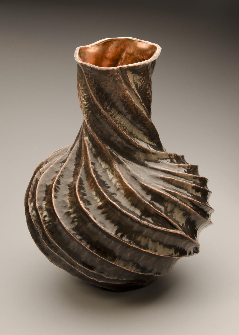 "Copper Vessel, ""Dervish"""