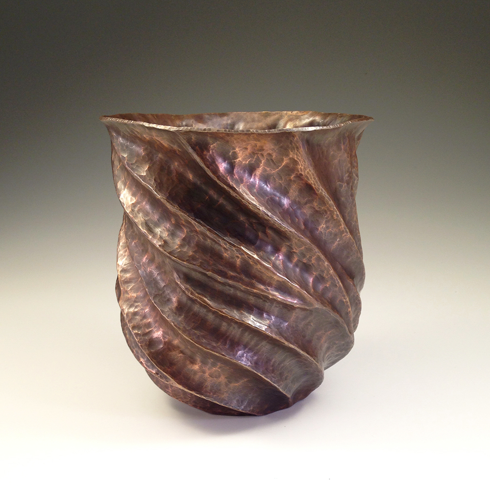 Copper Vessel, TanKin (Tall)