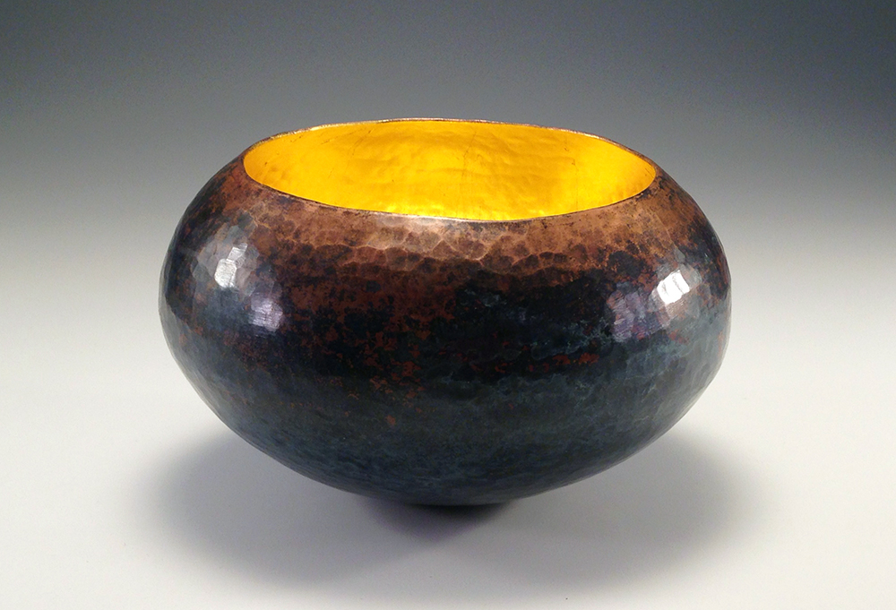 "Copper Vessel, ""Of Reflection"""