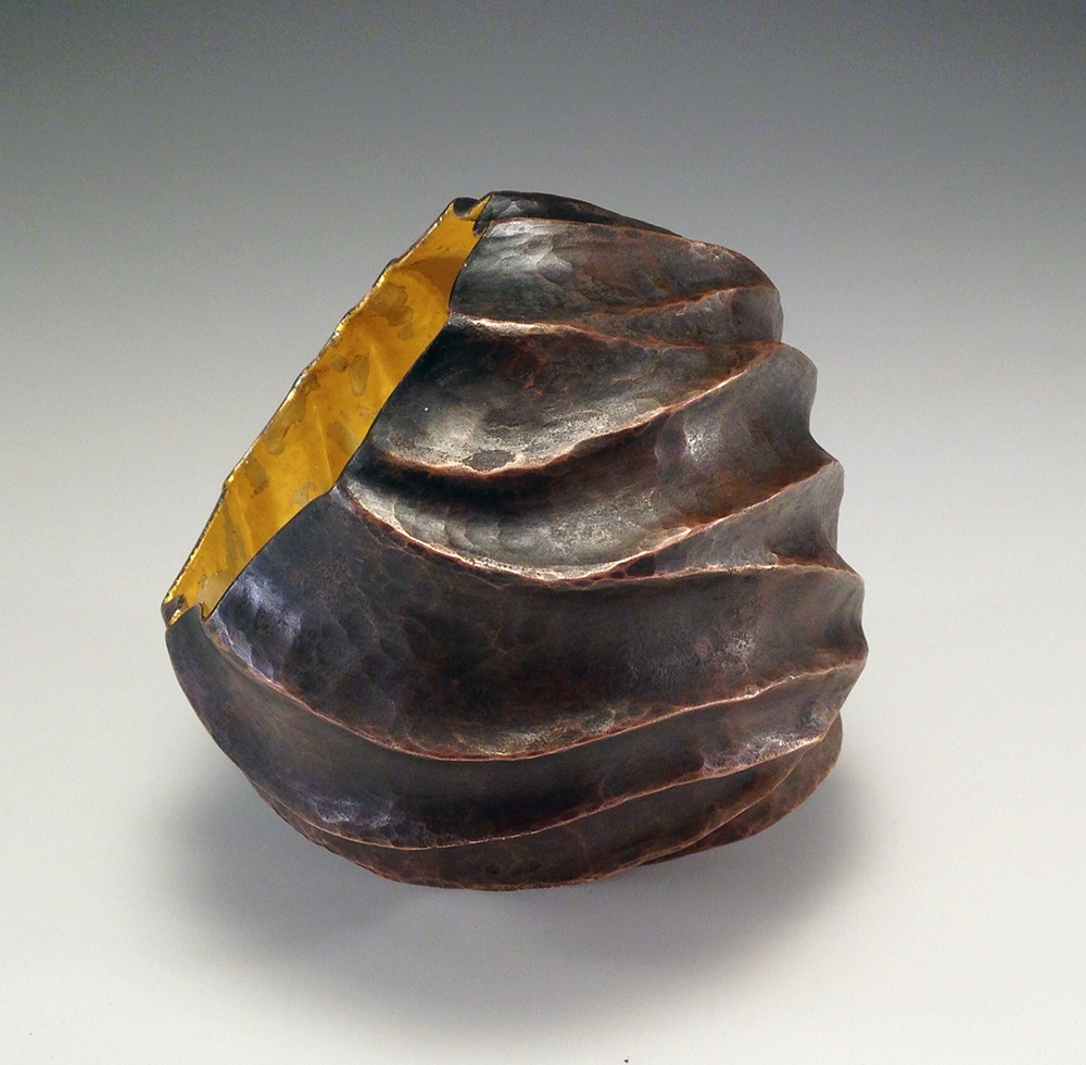 "Copper Vessel, ""Of the Caverns II"""