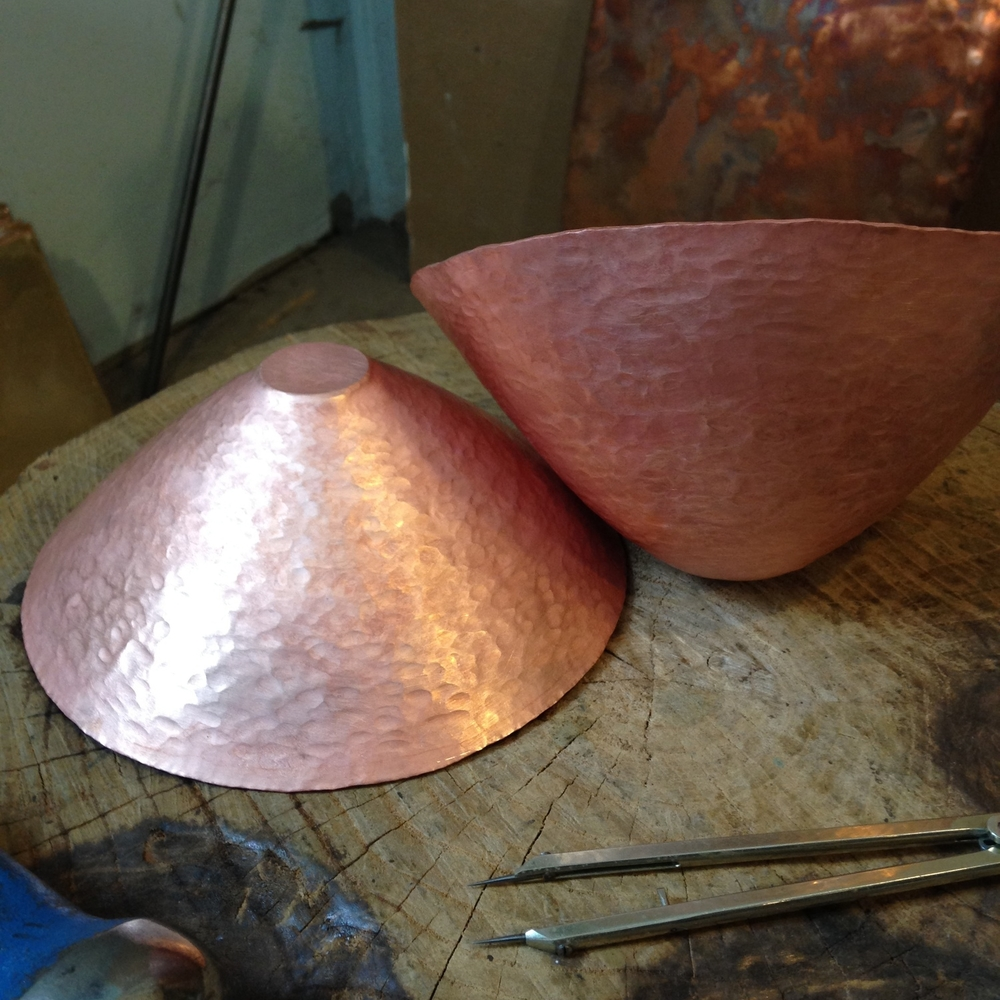 Chalice Bowl and Base 2
