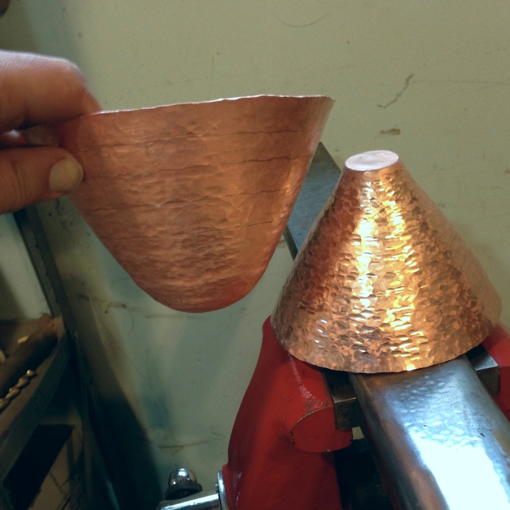 Chalice Bowl and Base 3