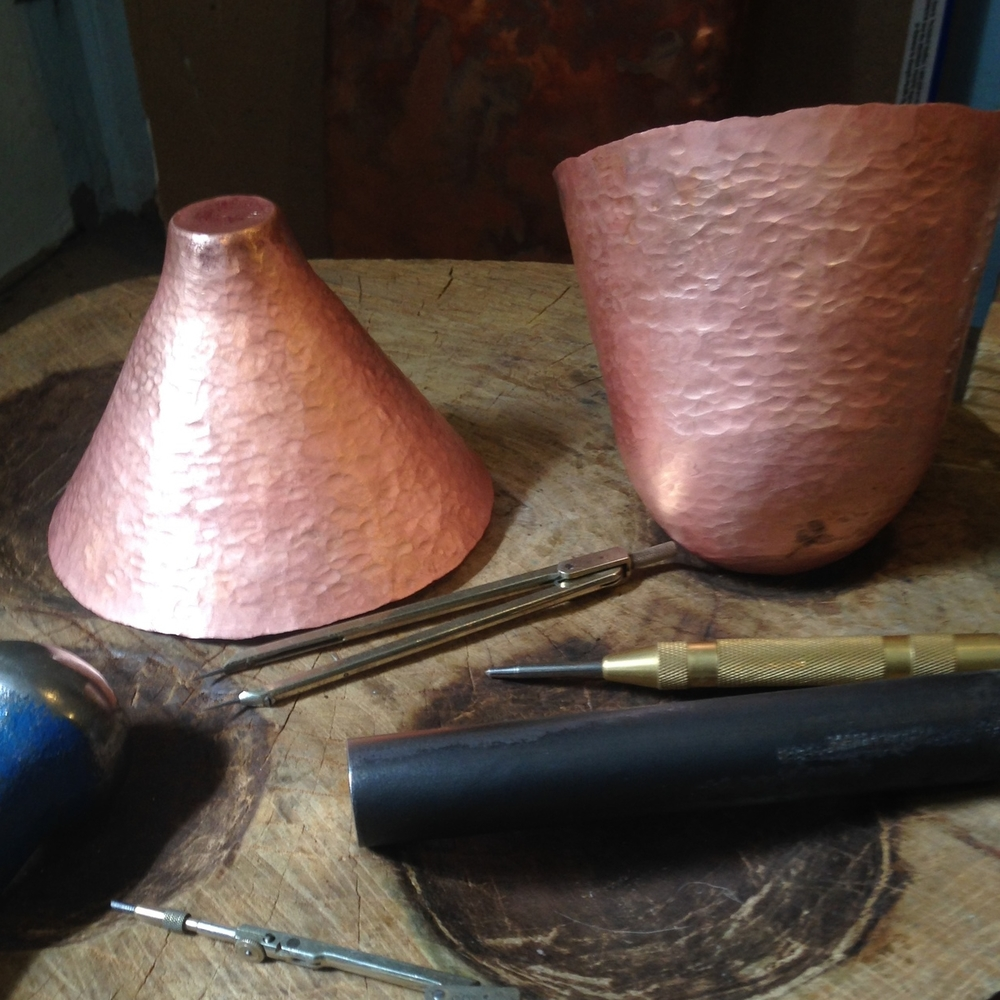 Chalice Bowl and Base 4